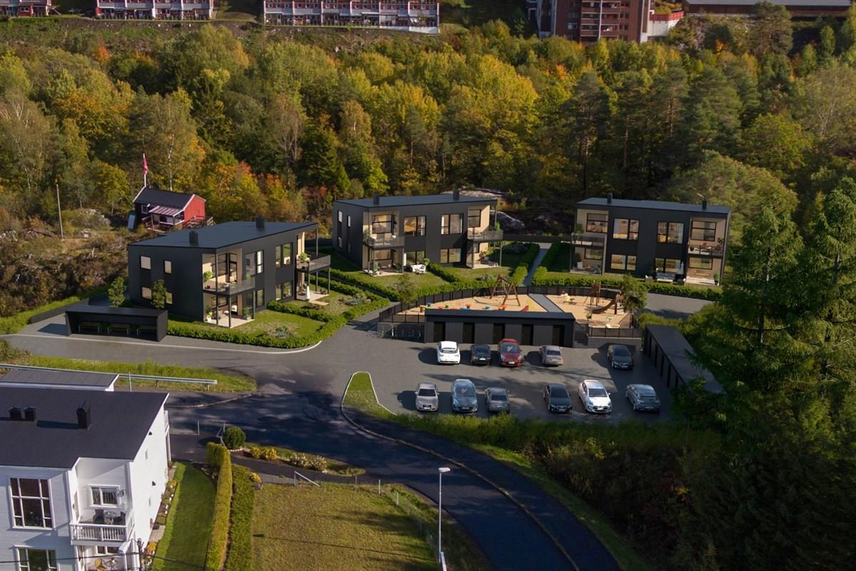 Leilighet - arendal - 1 890 000 til 1 990 000,- - Meglerhuset & Partners