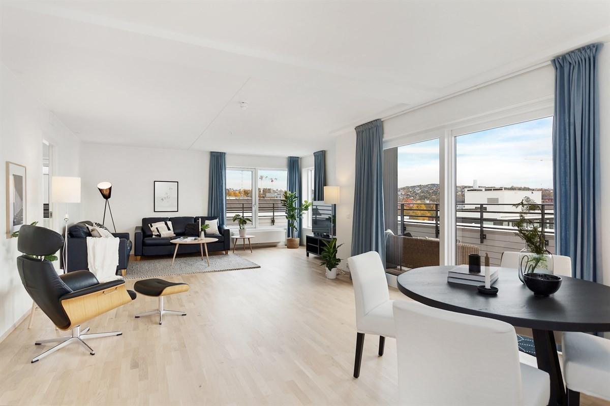Leilighet - Ensjø - oslo - 8 750 000,- - Schala & Partners