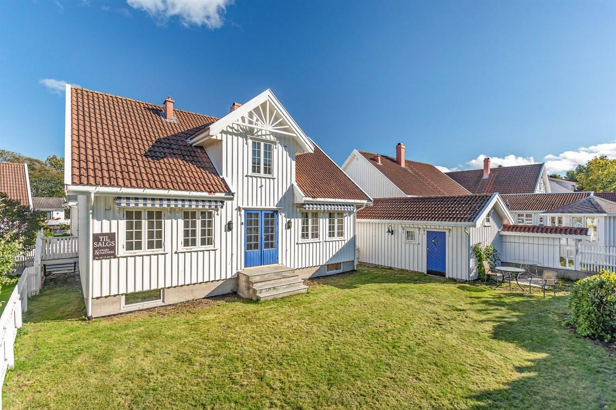 Enebolig - Nevlunghavn - nevlunghavn - 4 000 000,- - Leinæs & Partners