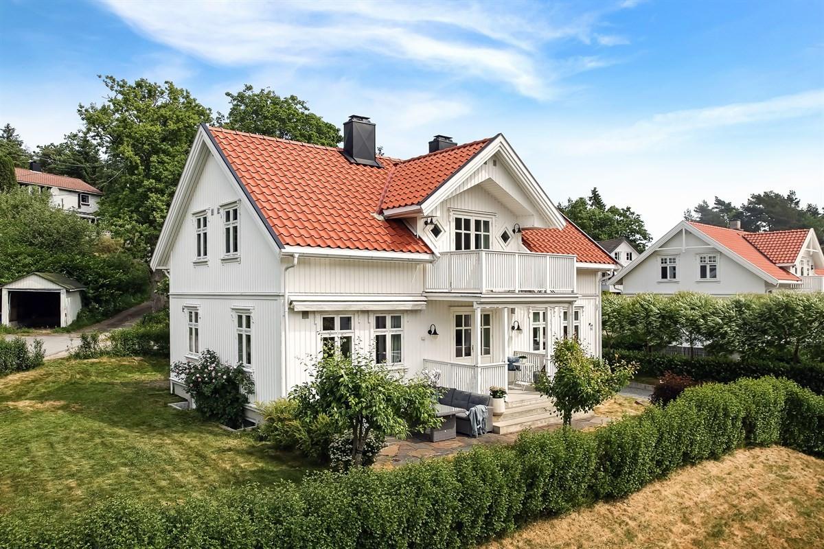 Enebolig - kråkerøy - 6 000 000,- - Møller & Partners