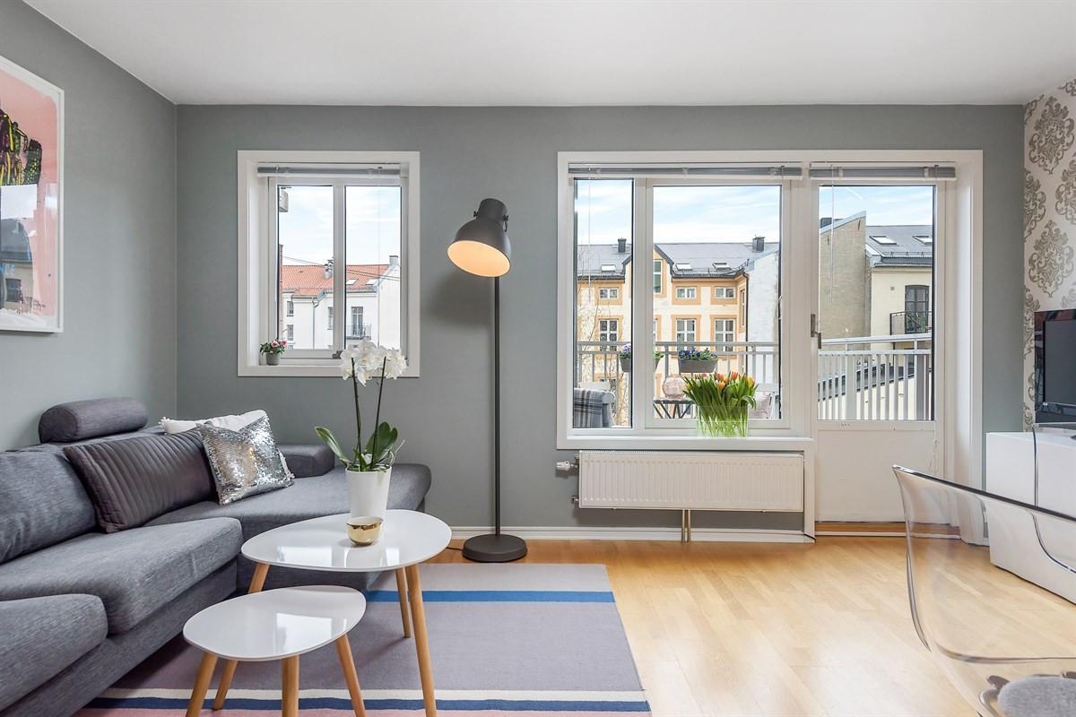 Leilighet - Grünerløkka - oslo - 4 650 000,- - Schala & Partners