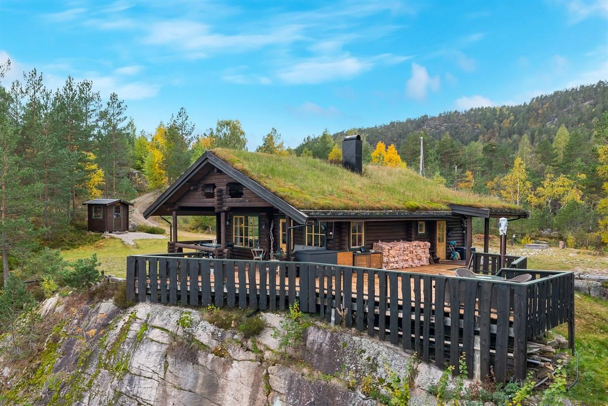 Fritidseiendom - birkeland - 2 190 000,- - Meglerhuset & Partners
