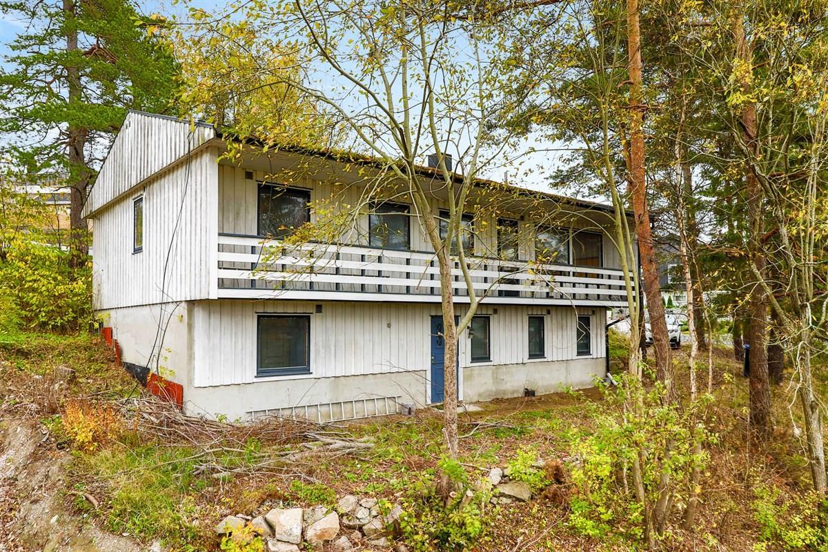 Enebolig - Begby - gamle fredrikstad - 1 850 000,- - Møller & Partners