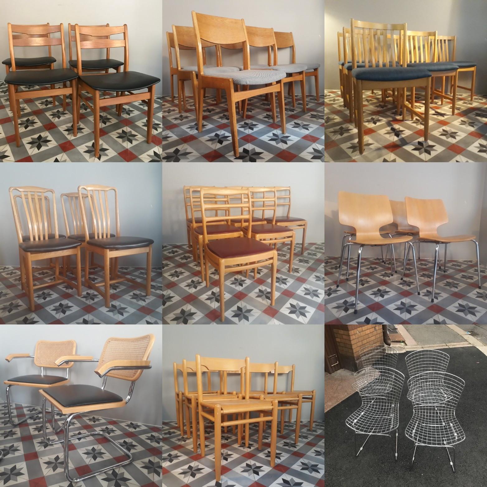 Vintage talienske Chiavari stoler | FINN.no