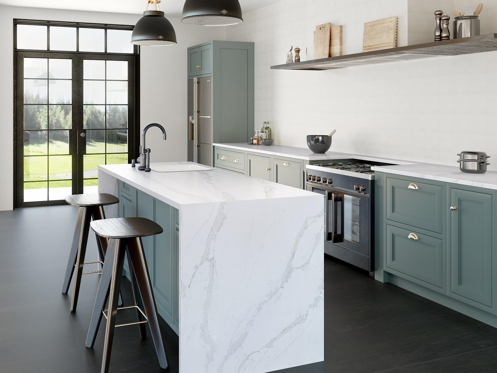 Enorm Benkeplater i granitt og marmor til kjøkken og bad | FINN.no WT-69
