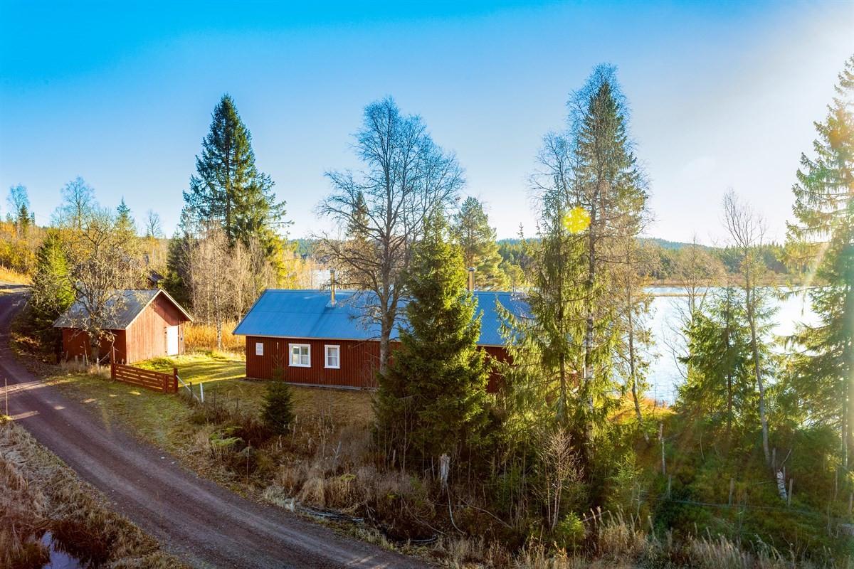 Hytte - Breivann - steinsholt - 1 850 000,- - Leinæs & Partners