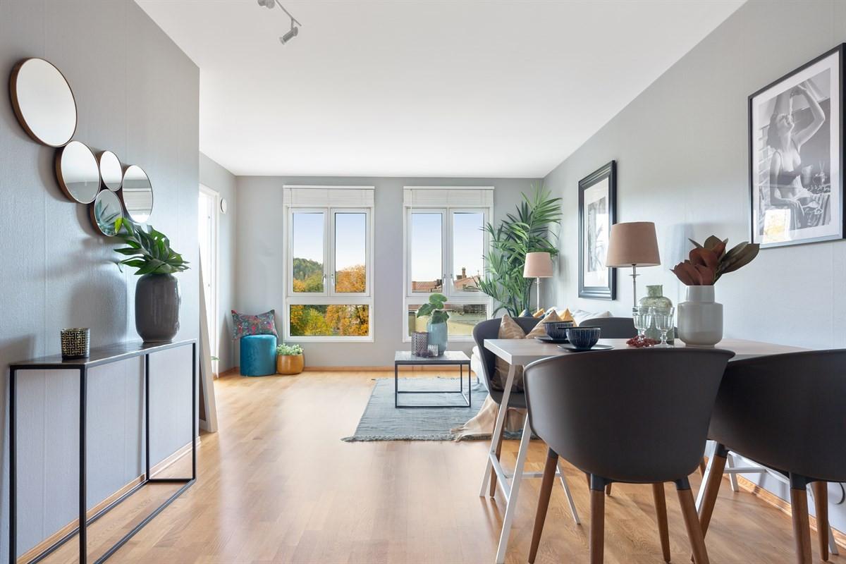 Leilighet - Tøyen - oslo - 3 200 000,- - Schala & Partners