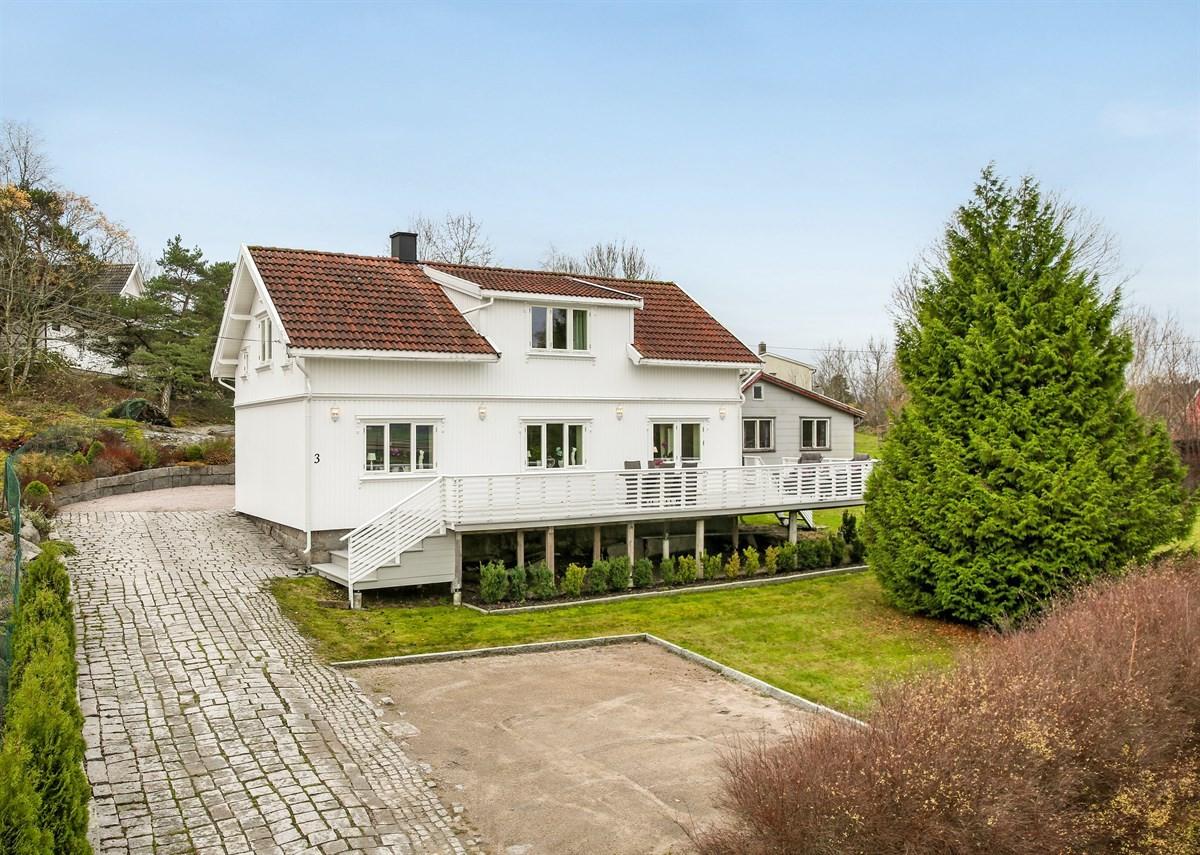 Enebolig - gamle fredrikstad - 3 850 000,- - Møller & Partners