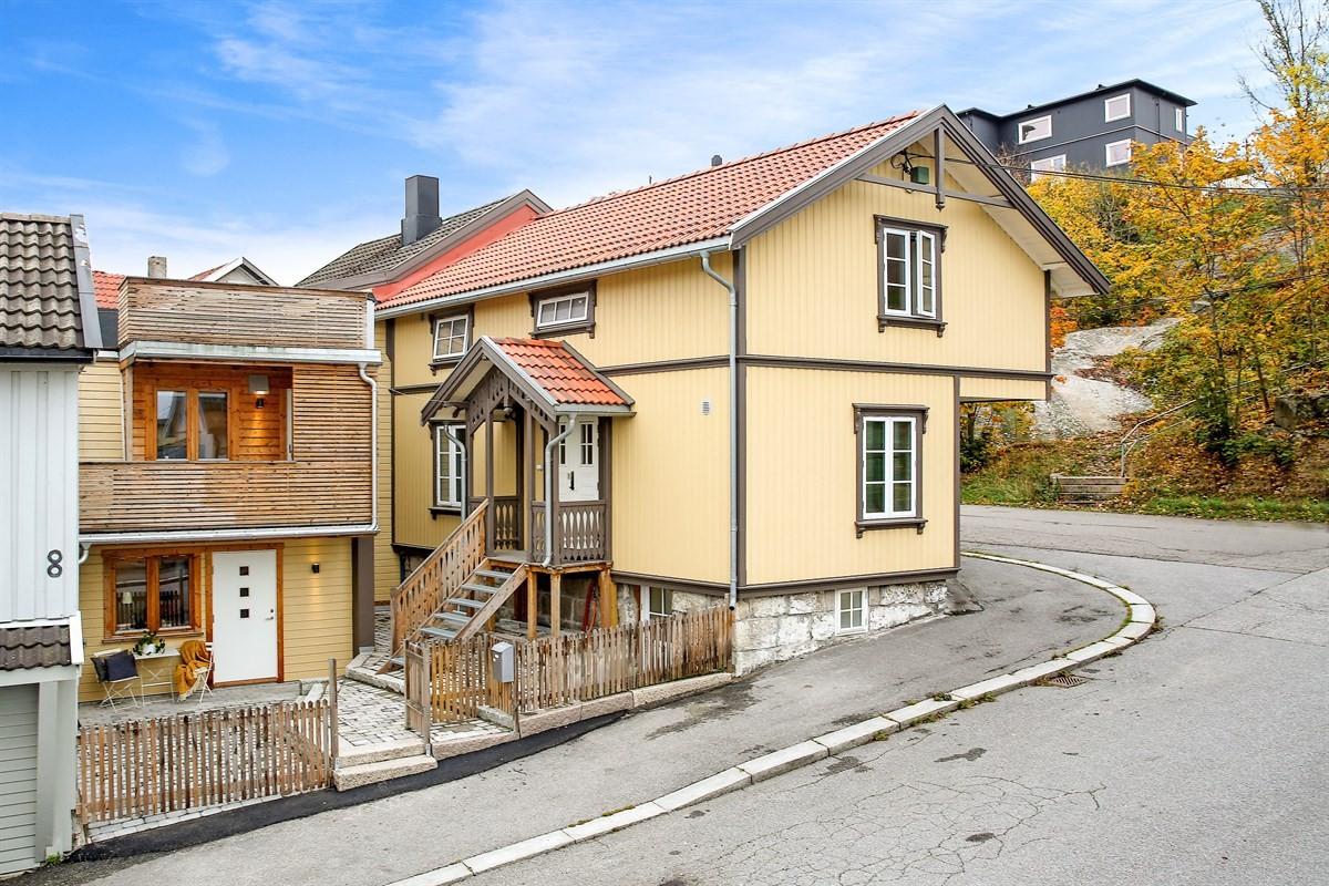 Enebolig - fredrikstad - 4 200 000,- - Møller & Partners