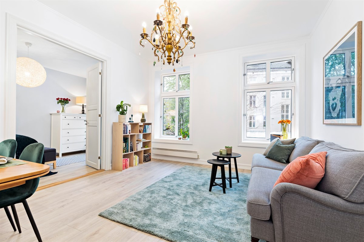 Leilighet - Gamlebyen - oslo - 3 980 000,- - Schala & Partners
