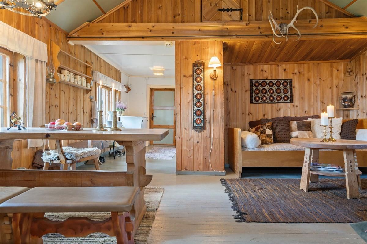 Hytte - tunhovd - 595 000,- - Meglerhuset & Partners