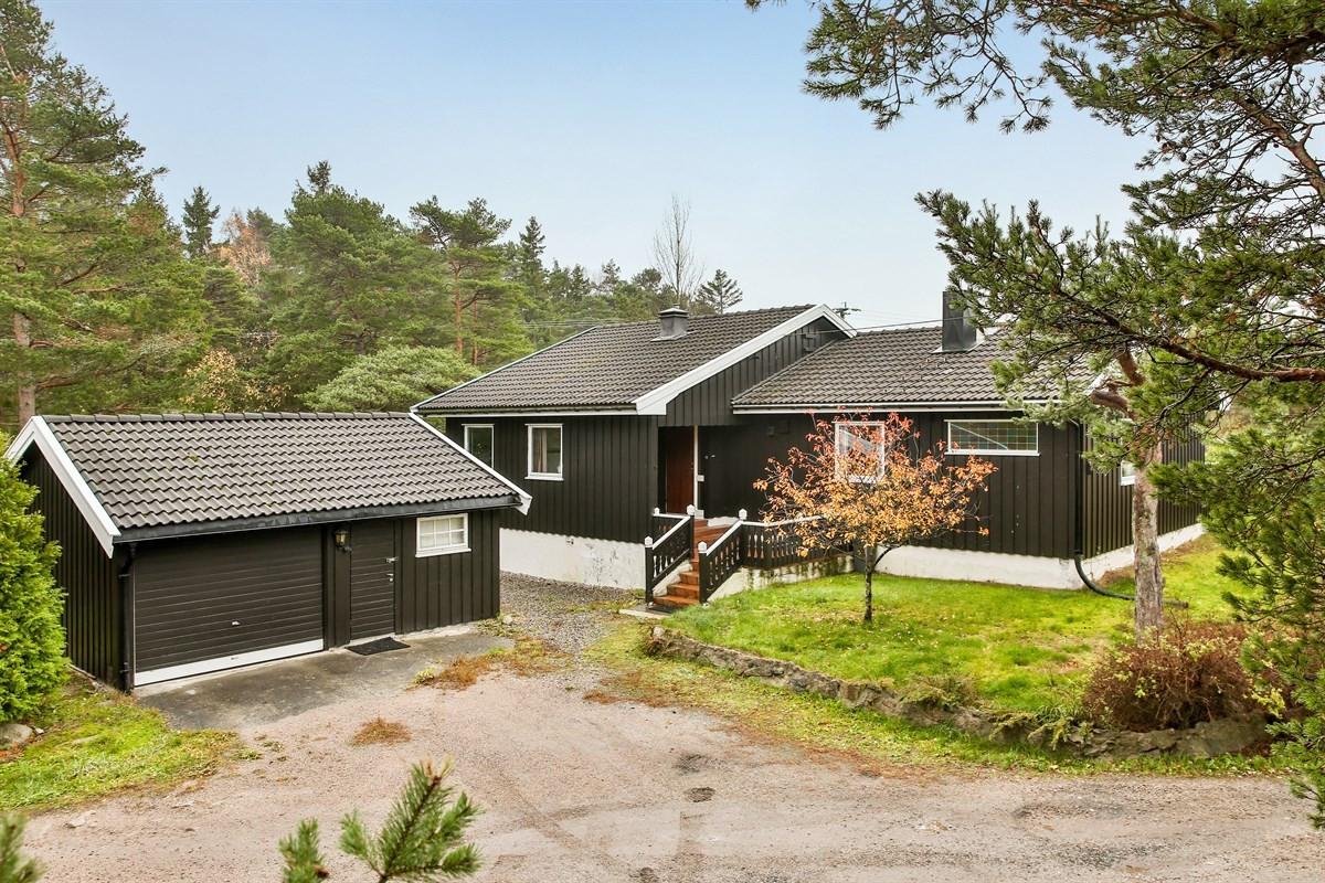 Enebolig - vesterøy - 2 800 000,- - Møller & Partners