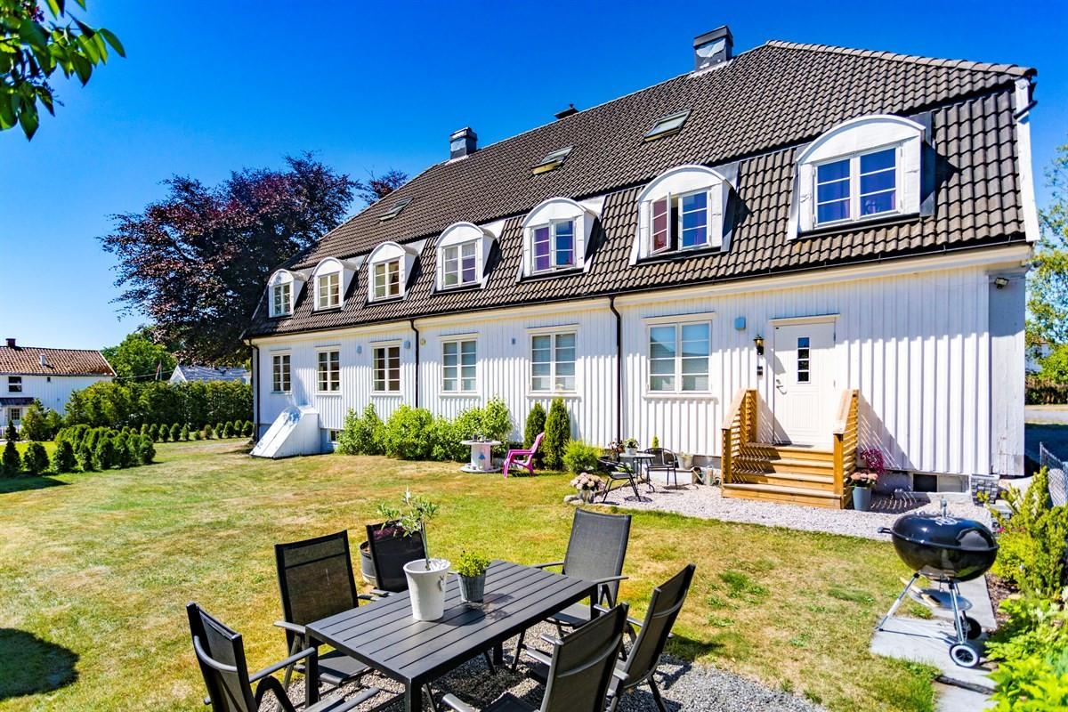 Leilighet - Nanset - larvik - 1 490 000,- - Leinæs & Partners