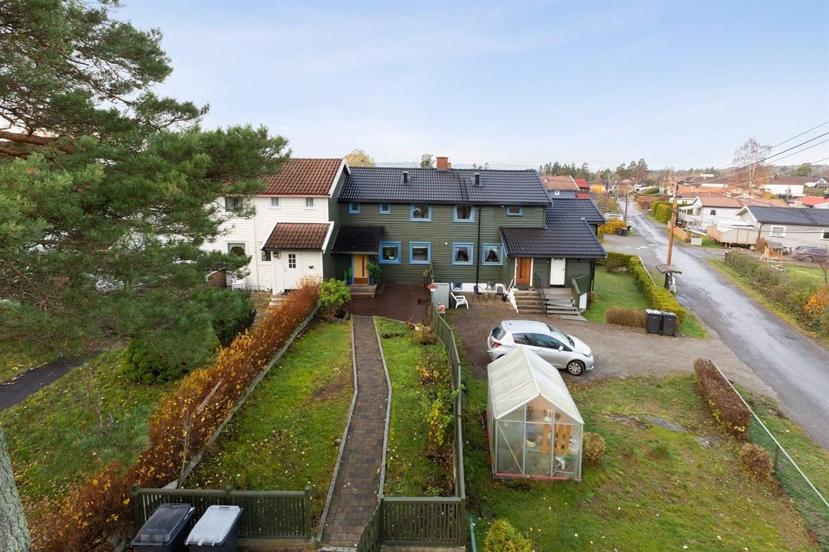 Rekkehus - Fagerstrand - fagerstrand - 3 000 000,- - Sydvendt & Partners