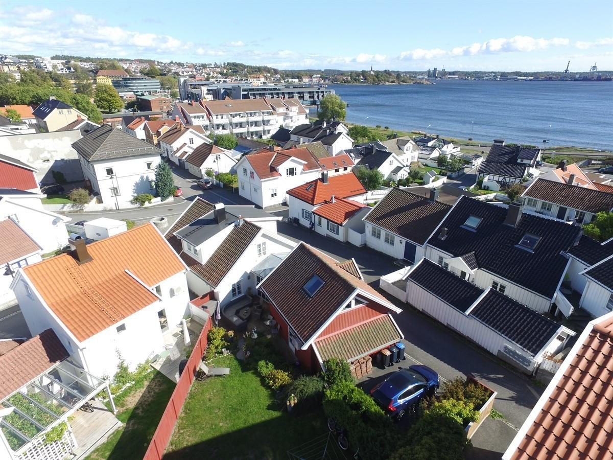 Enebolig - Langestrand - larvik - 4 250 000,- - Leinæs & Partners