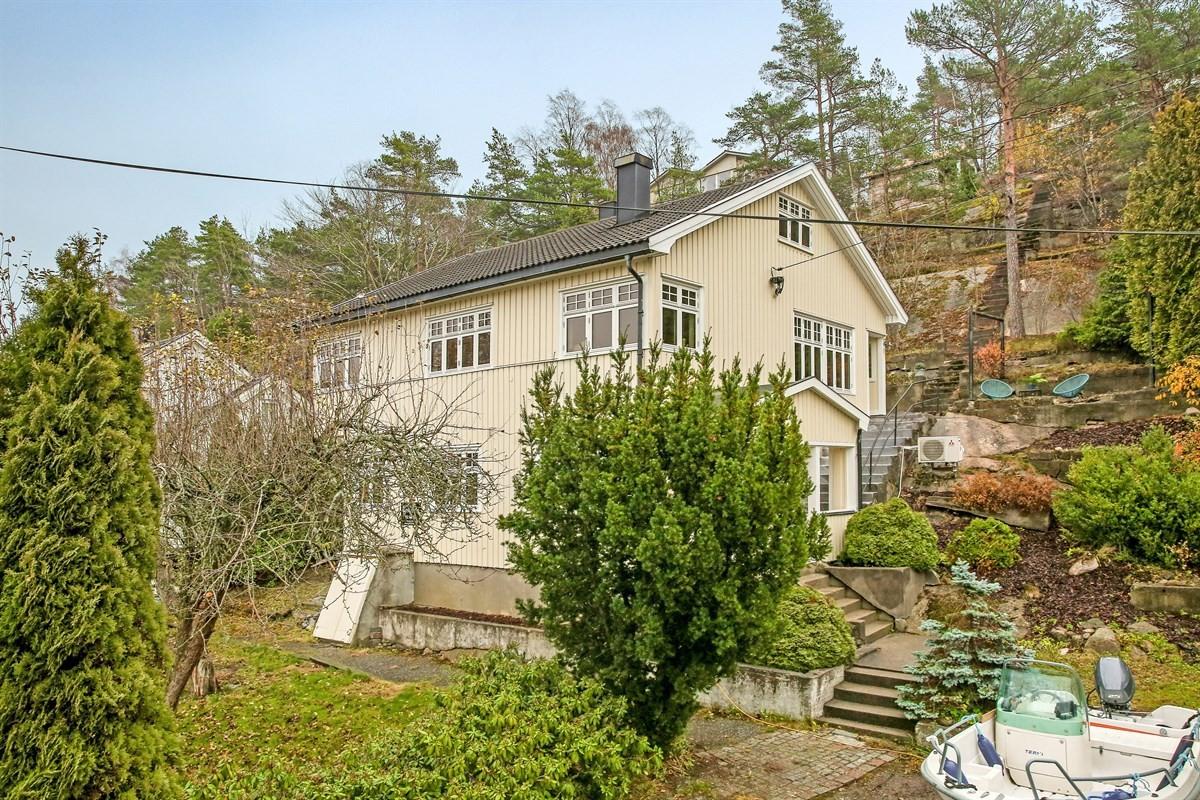 Tomannsbolig - fredrikstad - 3 800 000,- - Møller & Partners