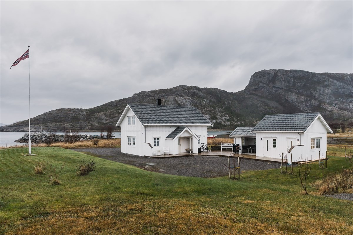 Fritidseiendom - åfjord - 3 150 000,- - Olden & Partners