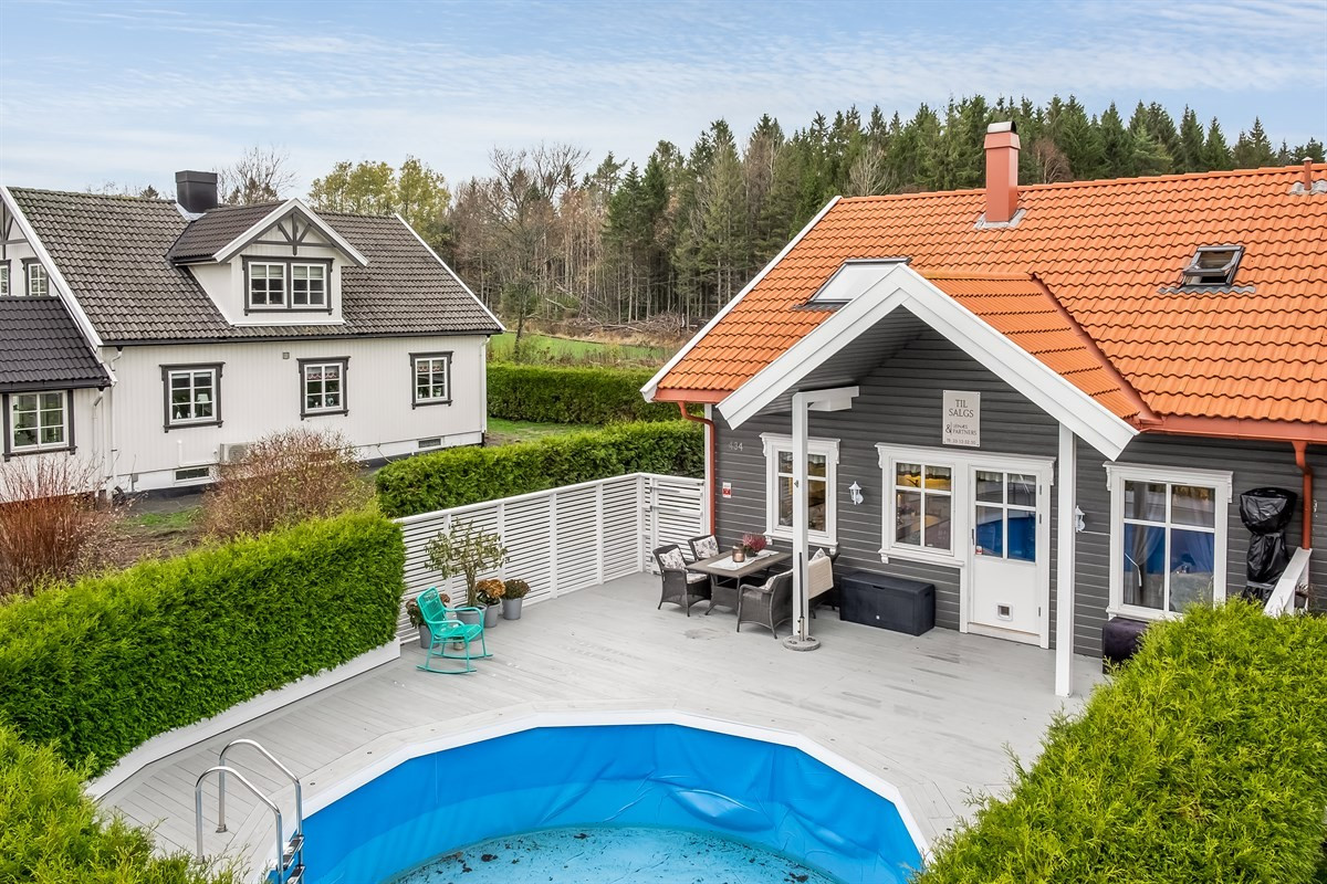 Tomannsbolig - Tjølling - tjodalyng - 2 750 000,- - Leinæs & Partners