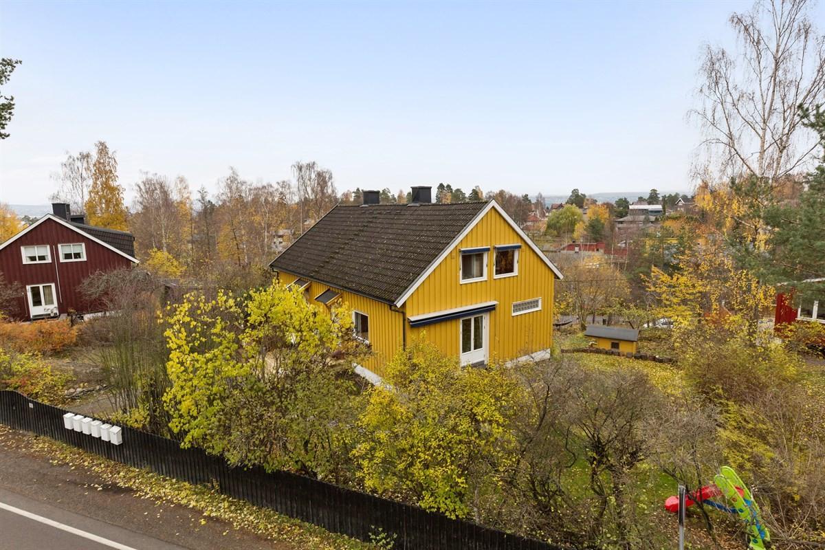 Tomannsbolig - Oksval - nesoddtangen - 4 690 000,- - Sydvendt & Partners