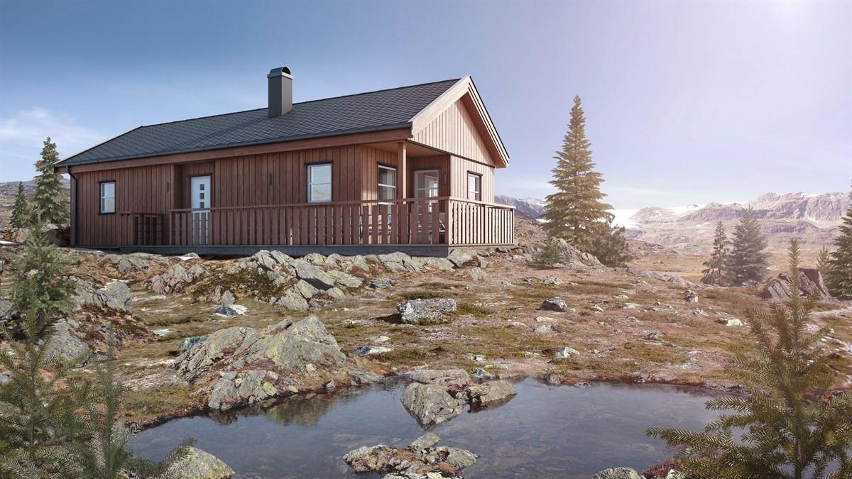 Hytte - stavern - 2 990 000,- - Leinæs & Partners
