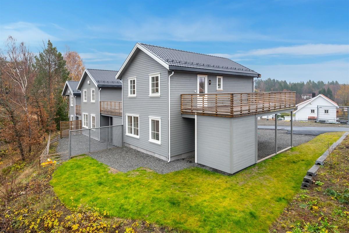 Enebolig - kongshavn - 2 950 000,- - Meglerhuset & Partners