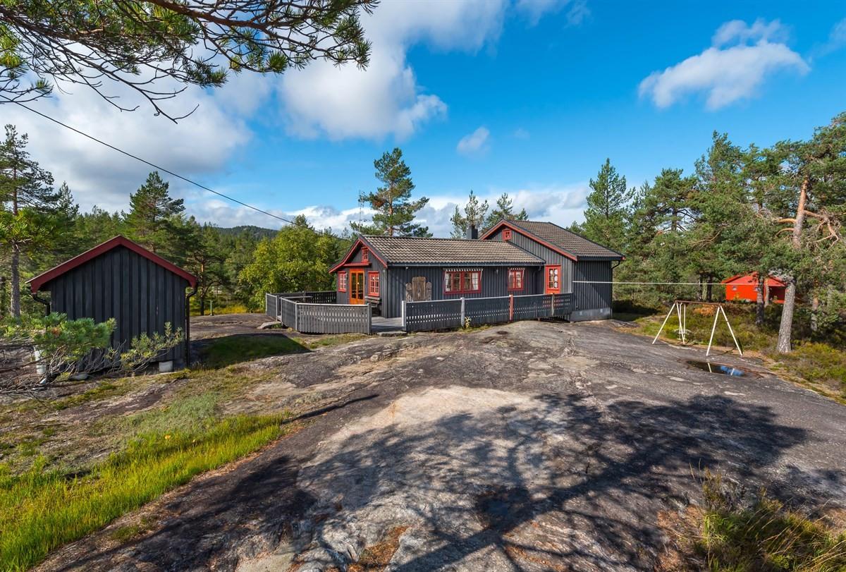 Hytte - mykland - 590 000,- - Meglerhuset & Partners