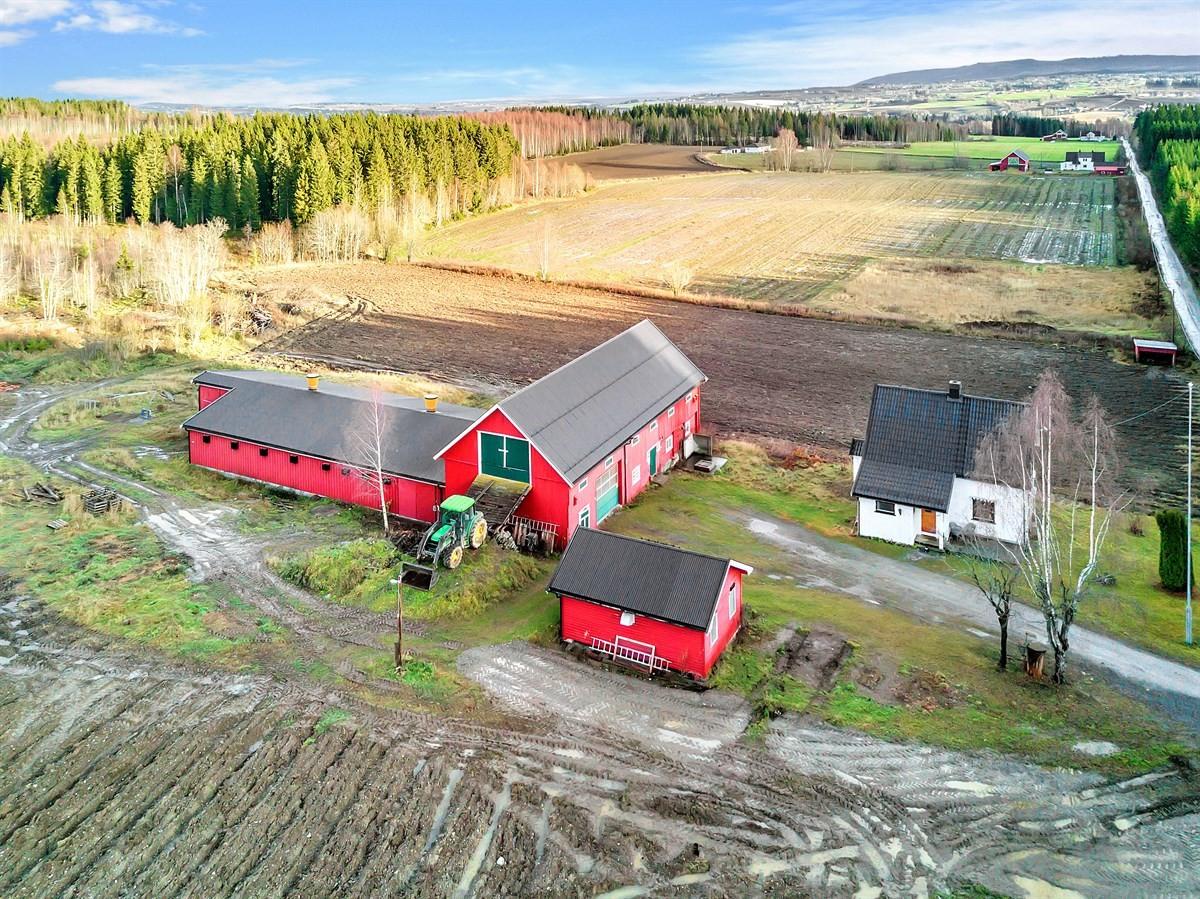 Landbrukseiendom - kolbu - 3 250 000,- - Gjestvang & Partners