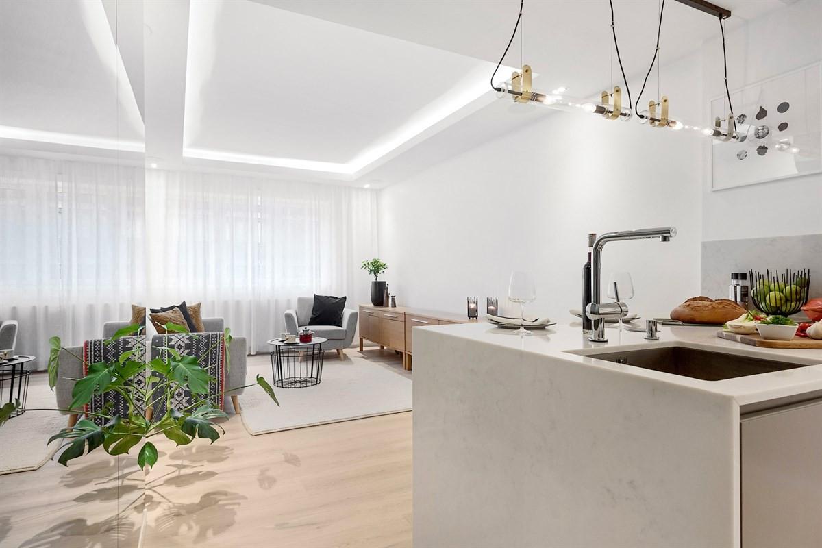 Leilighet - Sofienberg - oslo - 4 100 000,- - Schala & Partners
