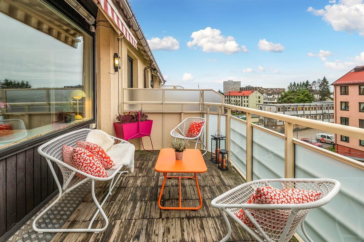 Leilighet - Årvoll - oslo - 3 550 000,- - Schala & Partners