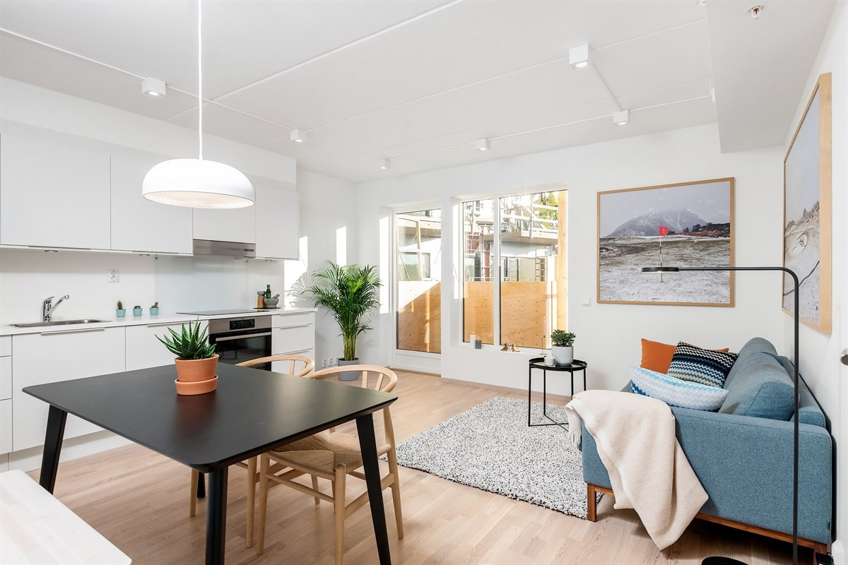 Leilighet - Ensjø - oslo - 3 500 000,- - Schala & Partners