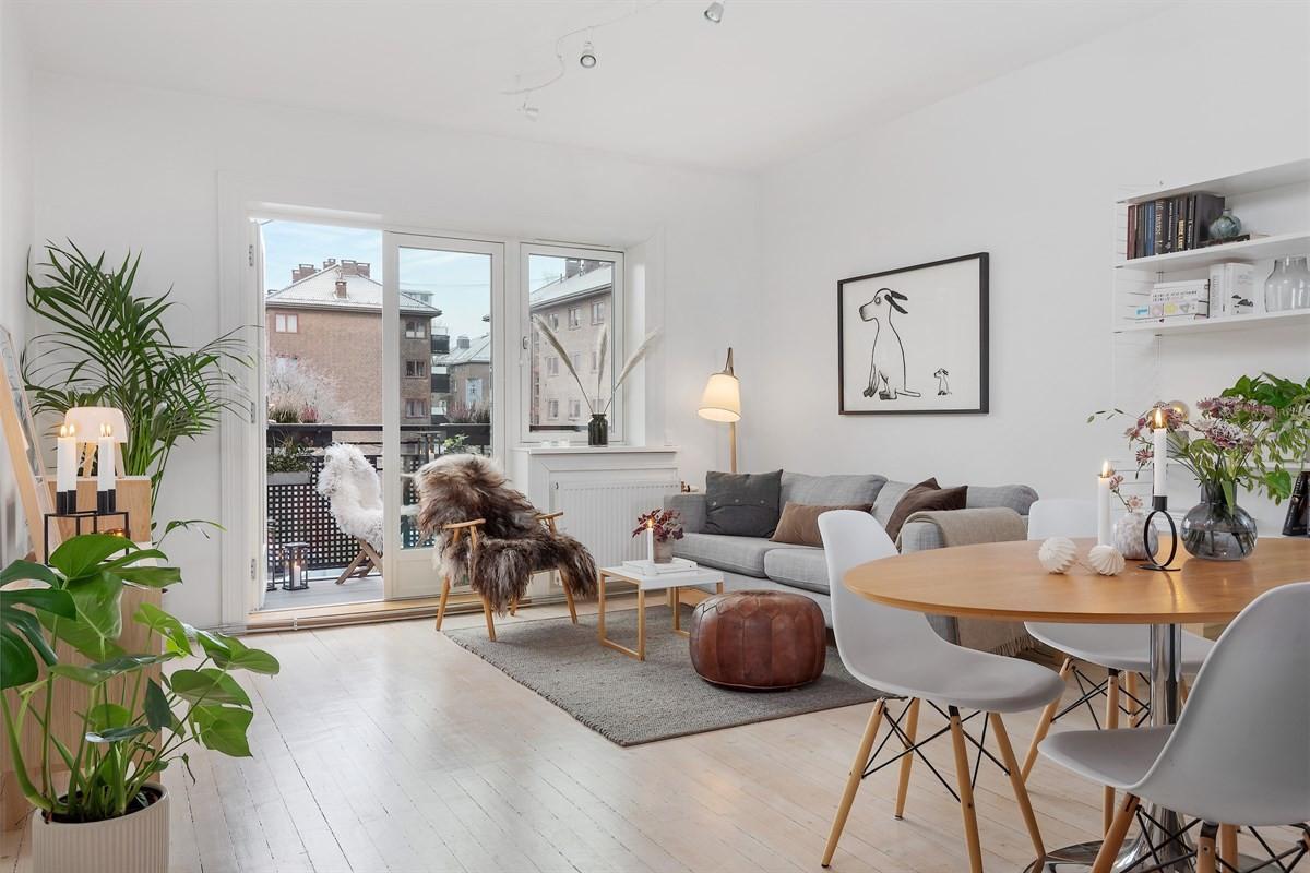 Leilighet - Bjølsen / Nydalen - oslo - 3 850 000,- - Schala & Partners