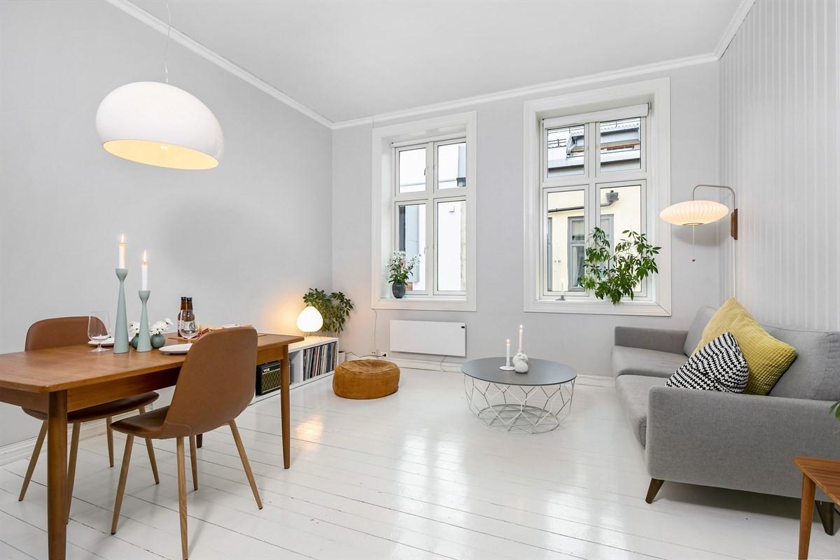 Leilighet - Grünerløkka - oslo - 4 150 000,- - Schala & Partners