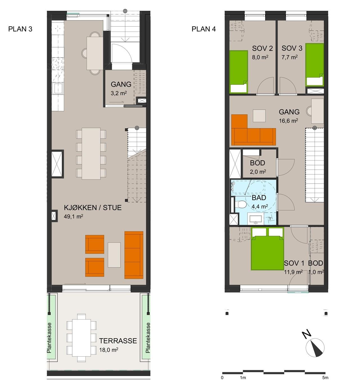 Leilighet - Gamle Oslo - oslo - 8 180 000,- - Schala & Partners
