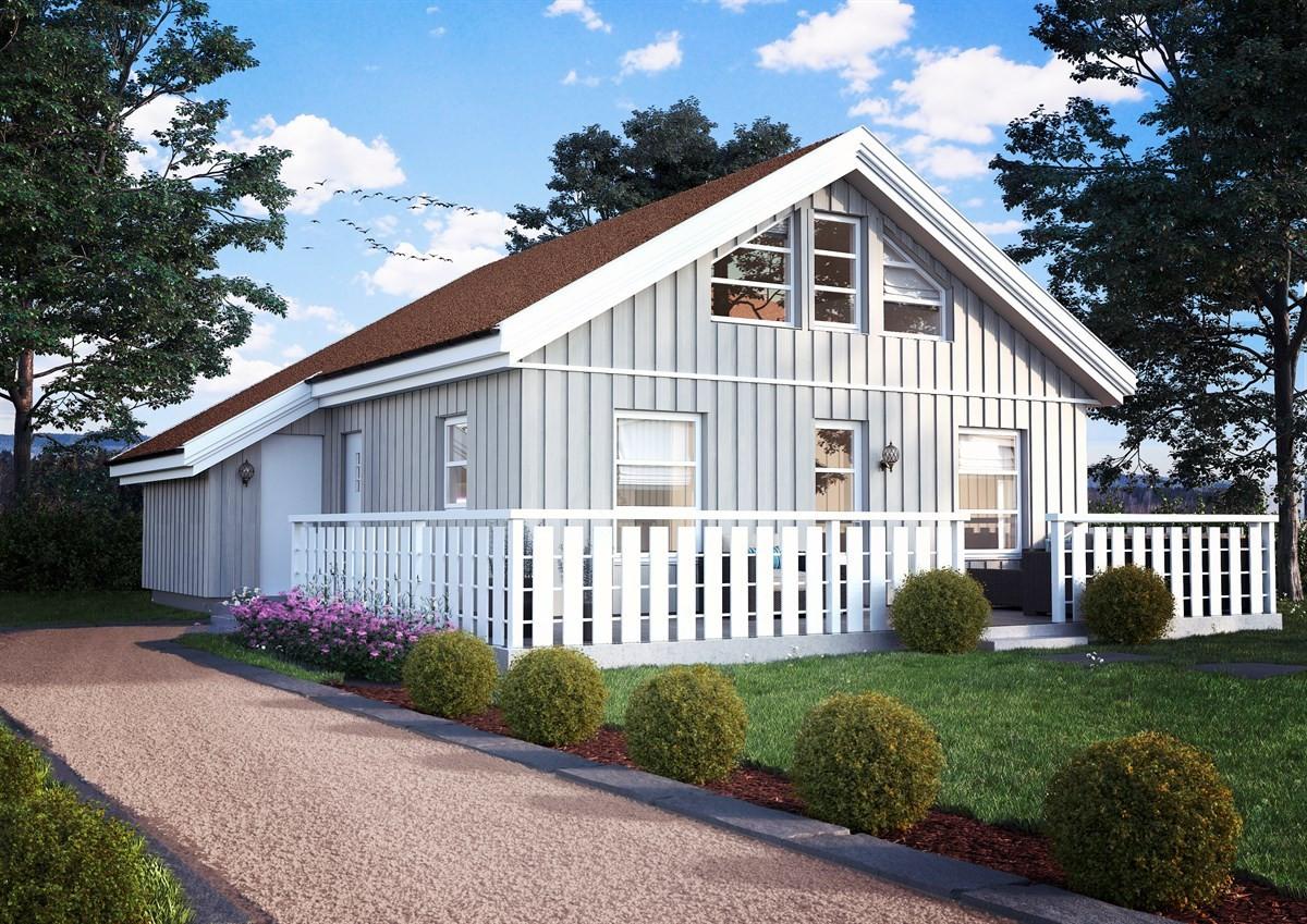 Hytte - stavern - 3 390 000,- - Leinæs & Partners