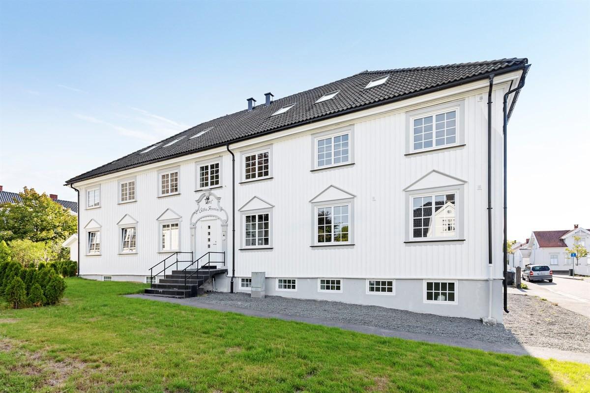 Leilighet - Nanset - larvik - 2 090 000,- - Leinæs & Partners