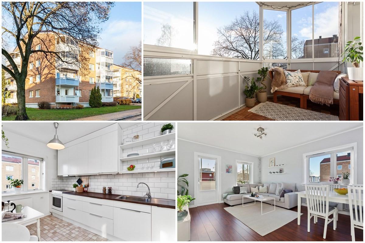 Leilighet - Etterstad - oslo - 3 350 000,- - Schala & Partners