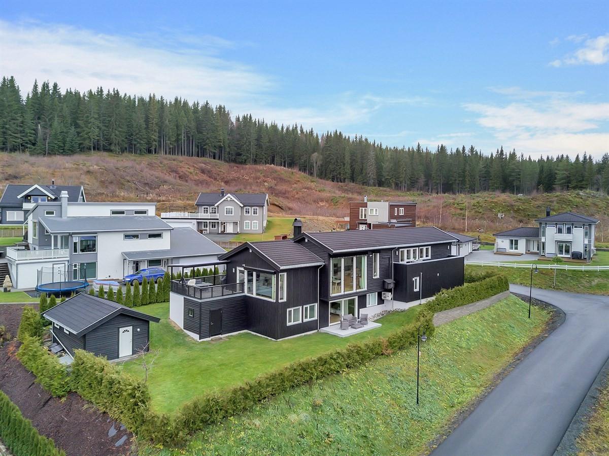 Enebolig - gjøvik - 6 200 000,- - Gjestvang & Partners