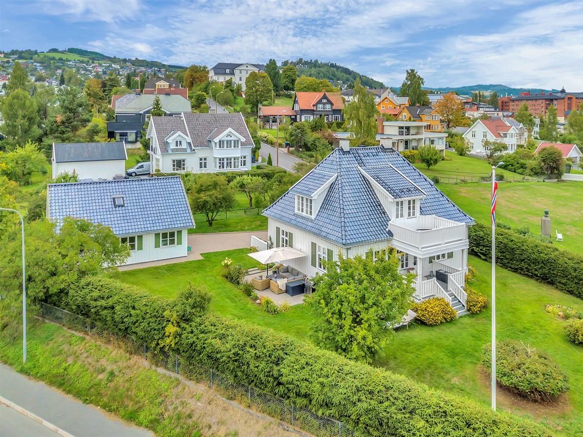 Enebolig - gjøvik - 7 200 000,- - Partners Eiendomsmegling