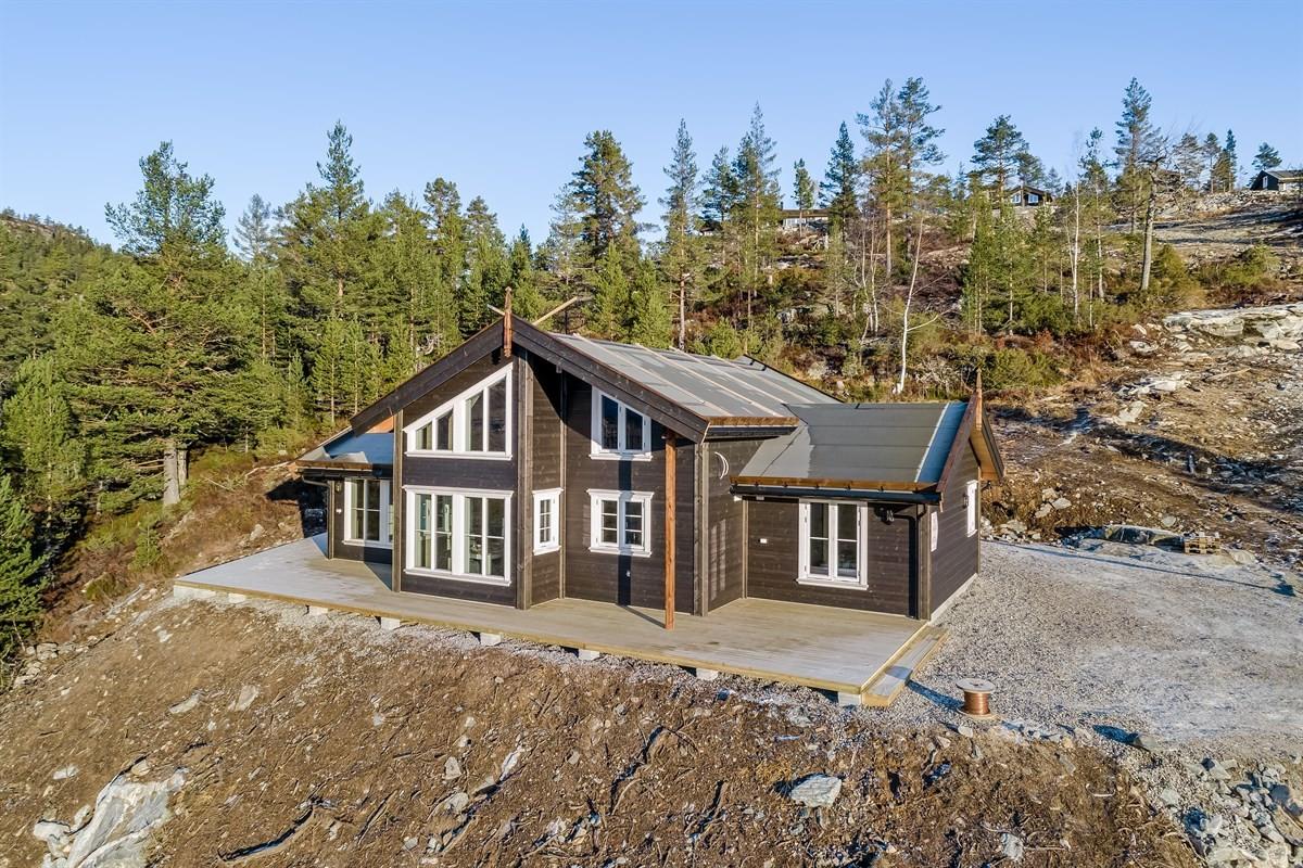 Hytte - Gautefall Panorama - drangedal - 3 290 000,- - Leinæs & Partners