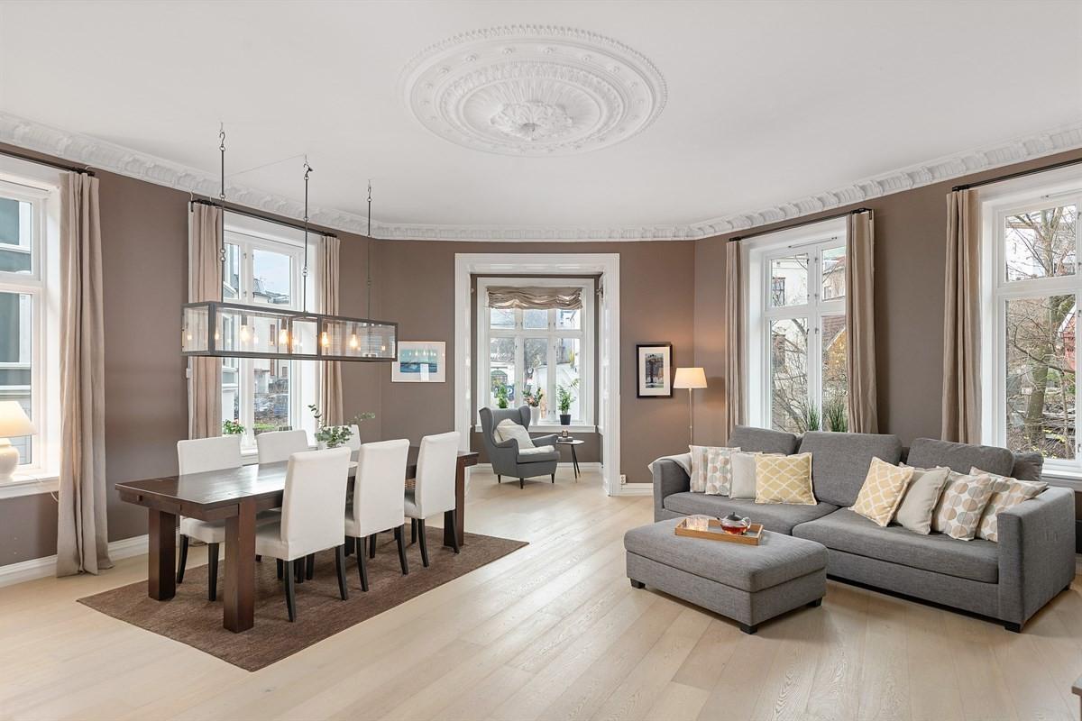 Leilighet - Fredensborg - oslo - 5 940 000,- - Schala & Partners