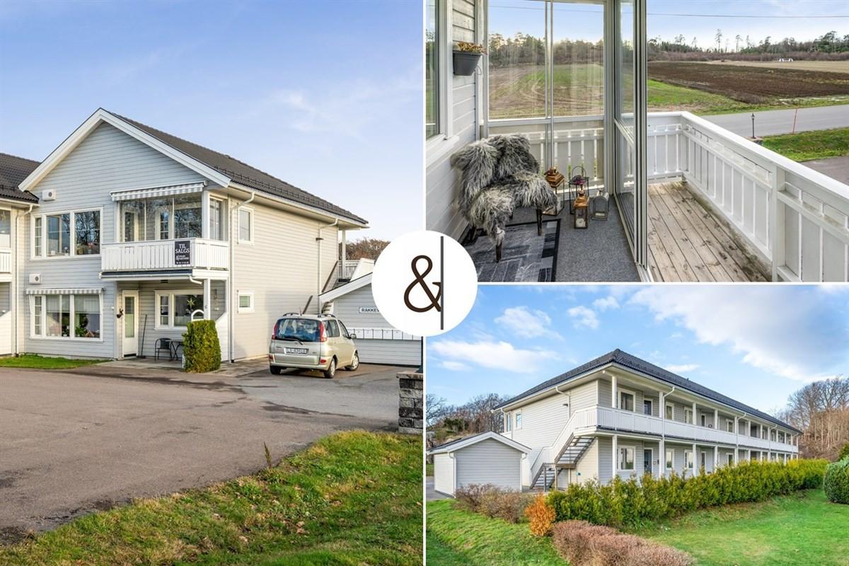 Leilighet - Stavern - stavern - 2 390 000,- - Leinæs & Partners