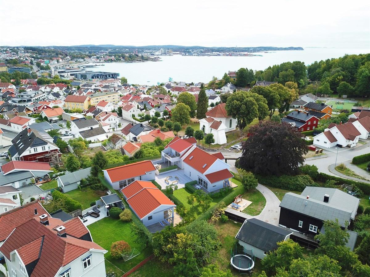 Enebolig - larvik - 3 950 000 til 7 990 000,- - Leinæs & Partners
