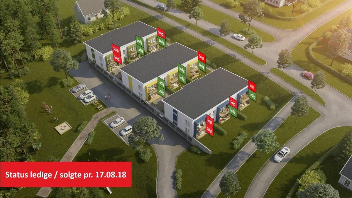 Leilighet - raufoss - 2 580 000 til 3 300 000,- - Gjestvang & Partners