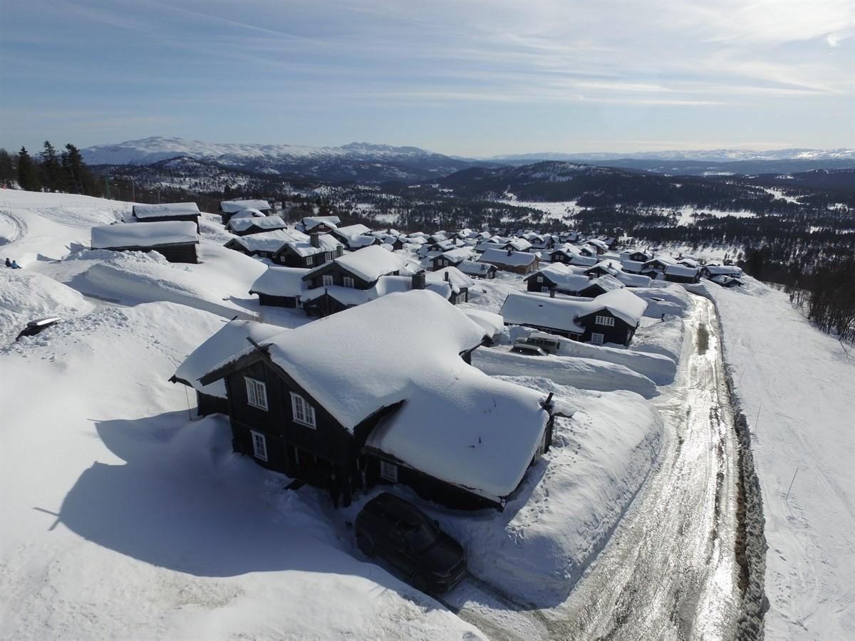 Hytte - Listaullia ved Rauland skisenter - rauland - 5 870 000,- - Leinæs & Partners