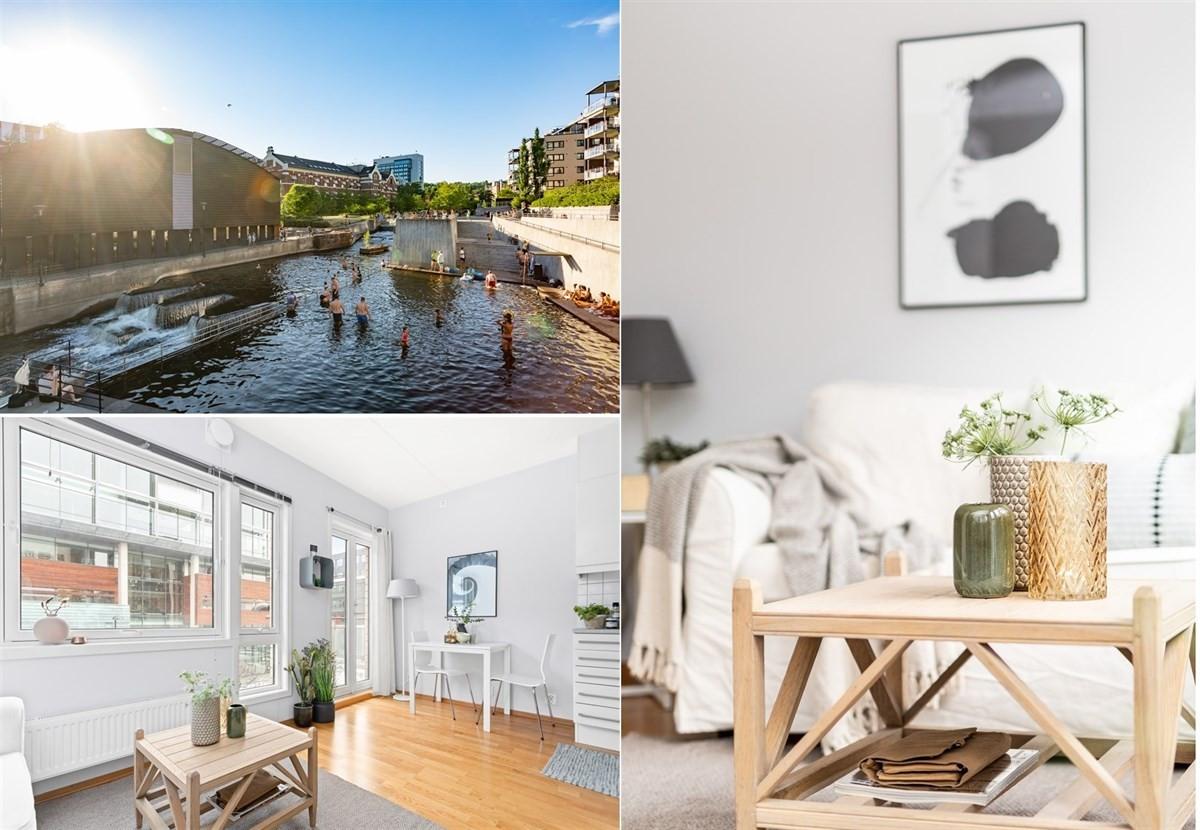 Leilighet - Nydalen - oslo - 2 550 000,- - Schala & Partners