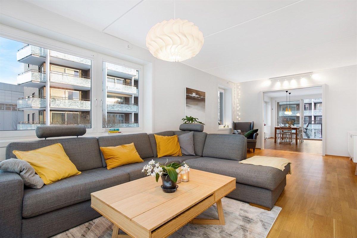 Leilighet - Nydalen / Lillohagen - oslo - 6 500 000,- - Schala & Partners