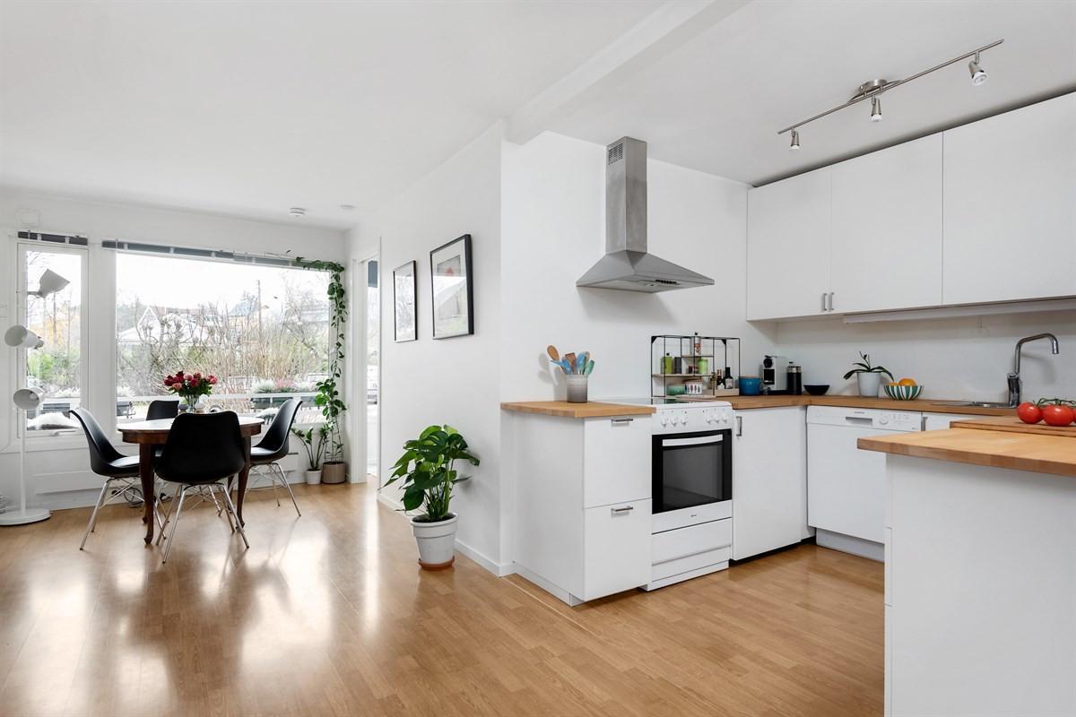 Leilighet - Lille Ekeberg - oslo - 3 400 000,- - Schala & Partners
