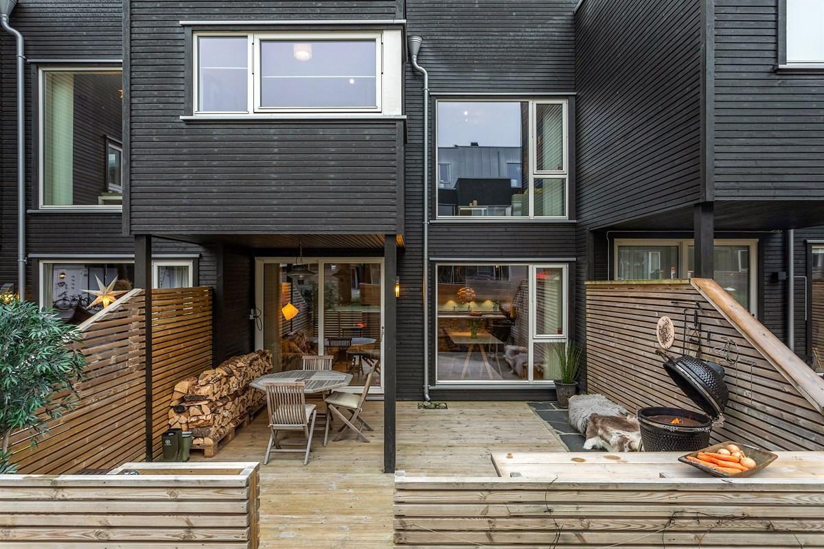 Rekkehus - Ski / Grensen Park - ski - 5 200 000,- - Schala & Partners