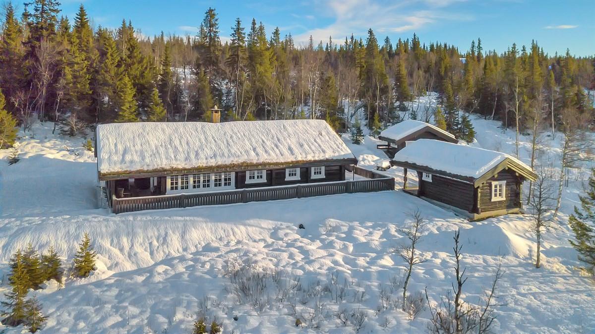Hytte - nord-torpa - 3 490 000,- - Gjestvang & Partners