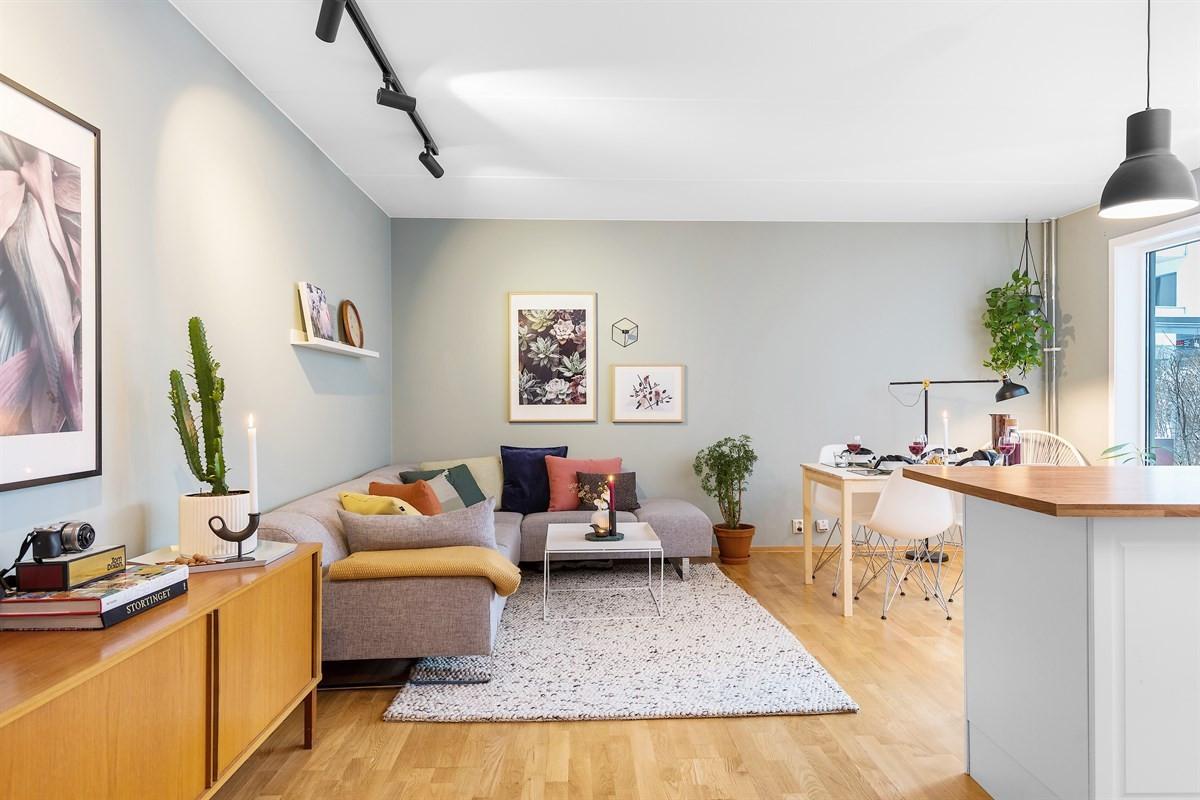Leilighet - Grünerløkka - Sofienberg - oslo - 3 450 000,- - Schala & Partners